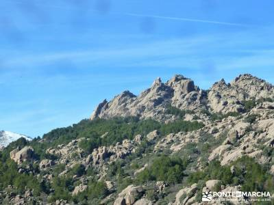 quema Turrón; El Yelmo, La Pedriza; ciudad romana actividades para singles madrid